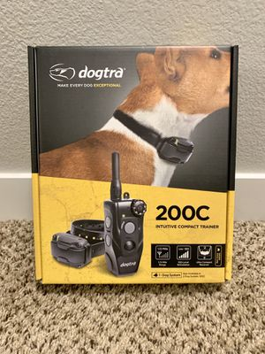 Dogtra 200C Training E-Collar for Sale in Meridian, ID