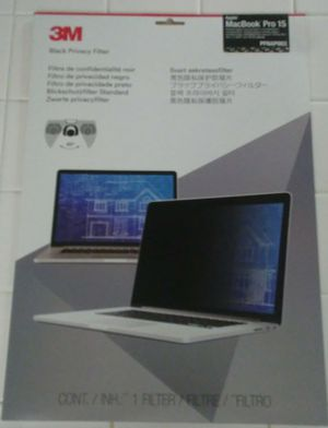 Brand new Macbook pro15 security screen for Sale in Las Vegas, NV