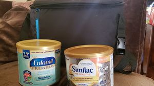 BABY FORMULA AND CARRIER for Sale in Las Vegas, NV