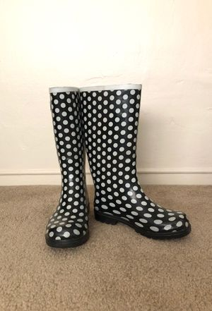 Women's rain boots for Sale in Alameda, CA