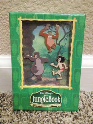 Walt Disney's 40th Anniversary Jungle Book 3 Pin Set 2007 for Sale in Modesto, CA