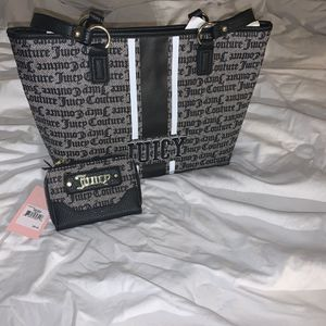 Juicy Couture Tote With Matching Wallet for Sale in Fort Lauderdale, FL