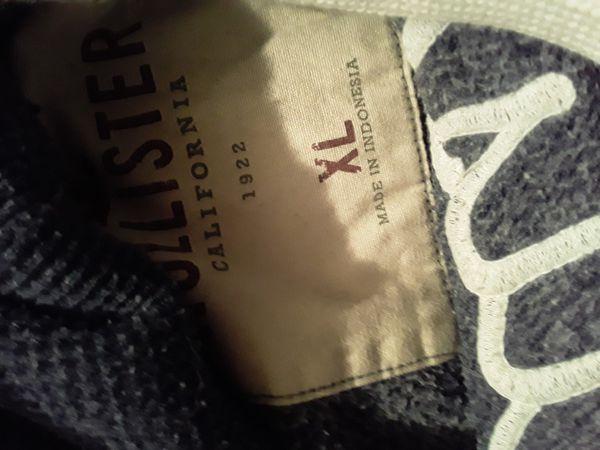 Womens xl hollister hoodie
