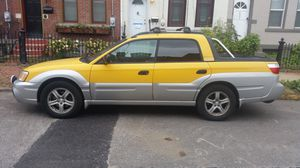 2003 Subaru Baja with 140,000 miles. Car is ready to drive away! Clean title. for Sale in Pittsburgh, PA