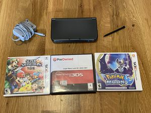Nintendo 3DS XL Bundle for Sale in Westbury, NY