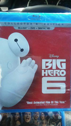 Big Hero 6 for Sale in Dallas, TX