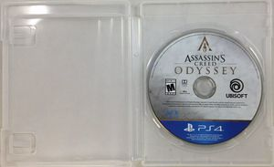 Assassin's creed odyssey ps4 for Sale in Cairo, IL