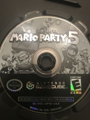 Mario Party 5 for GameCube for Sale in Tracy, CA