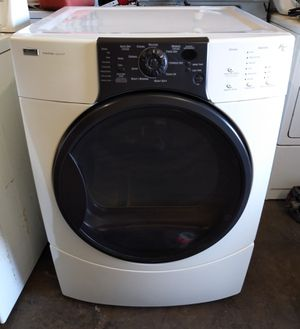 Kenmore Dryer with Warranty for Sale in Fresno, CA