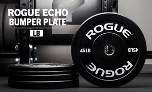 Rogue Echo Bumper Plates for Sale in Plainfield, IL