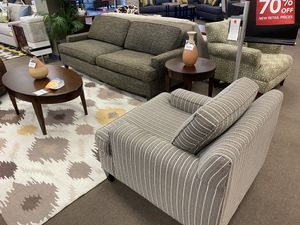 Chelsey Sofa & Henry Chair Set for Sale in Baton Rouge, LA