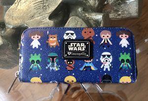 Star Wars Zip Around Wallet for Sale in Greenville, SC