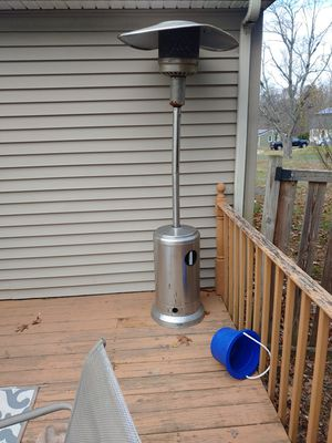 Deck heater no tank $50 or best offer for Sale in Meriden, CT