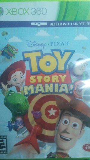 Toy Story Mania (Xbox 360) for Sale in Houston, TX