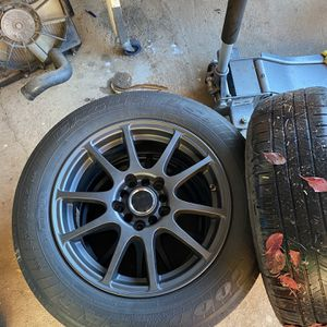Size 15 Rims Universal for Sale in Fresno, CA