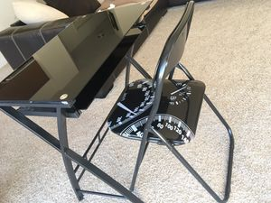 Study table and chair for Sale in Peoria, IL