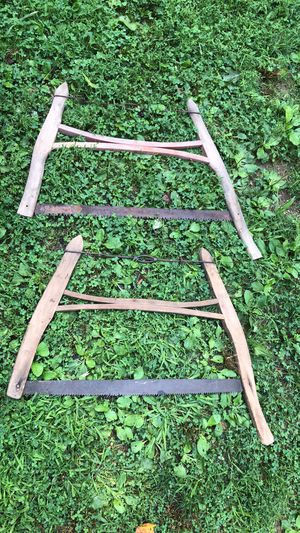 Old cross cut saws for Sale in Lancaster, PA
