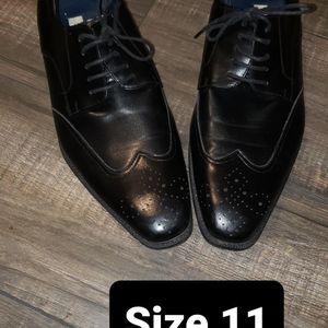 Steve Madden dress shoes size 11 --- $30 OBO for Sale in Las Vegas, NV