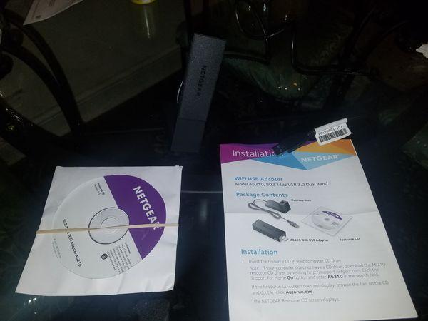 Netgear Wi-Fi USB Adaptor