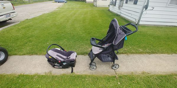 Graco travel set