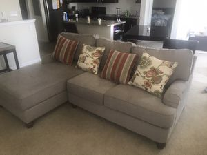Nice sectional couch barely used for Sale in Littleton, CO