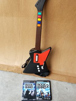 Ps2 Guitar for Sale in Hershey,  PA