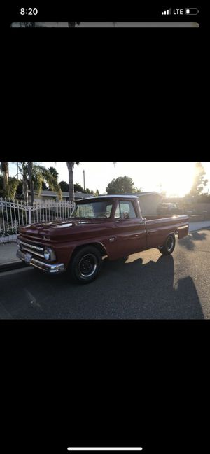 1966 Chevy c10 for Sale in Garden Grove, CA