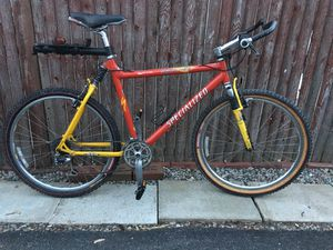 Specialized Ground Control dual suspension 8 speed MTB for Sale in Quincy, MA