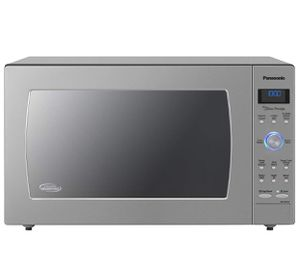 Panasonic Countertop / Built-In Microwave Oven with Cyclonic Wave Inverter Technology and 1250W of Cooking Power - NN-SD975S - 2.2 cu. ft (Stainless for Sale in Oakton, VA