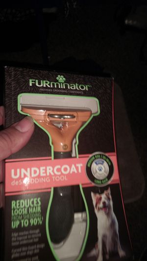 Undercoat shedding tool for Sale in Los Angeles, CA