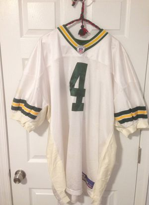 Reebok Brett Favre Green Bay Packers size 56 for Sale in Baltimore, MD