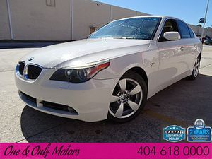 2007 BMW 5 Series for Sale in Doraville, GA