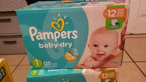 Pampers Size 1 for Sale in Compton, CA