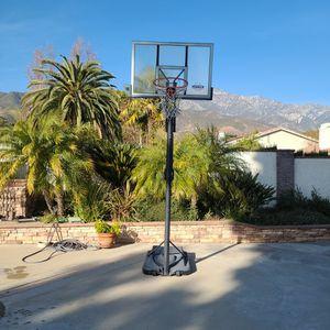 Adjustable Basketball Hoop for Sale in Upland, CA