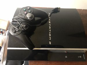 PS3 with controller $70 for Sale in Nashville, TN