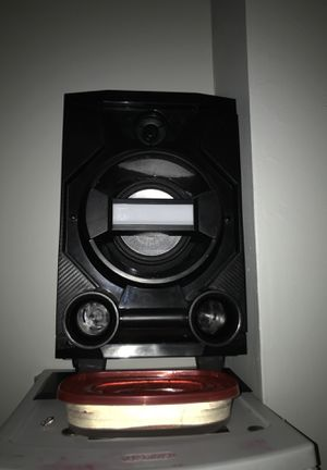LED speaker comes with charger for Sale in Mount Rainier, MD