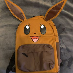 Hot Topic Pokemon Eevee Backpack for Sale in Fowler, CA