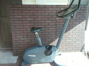 Precore upright recumbent bike for Sale in Tulsa, OK