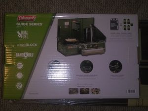 Coleman camping stove for Sale in Waynesburg, PA