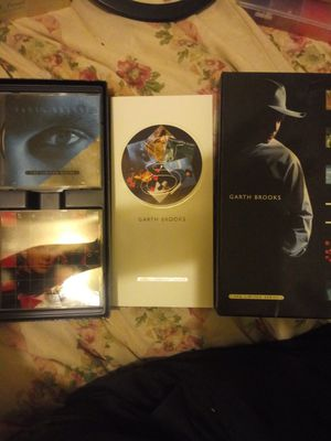 Limited series Garth Brooks CDs for Sale in Columbus, OH