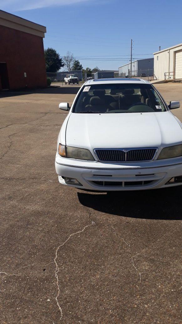 For sale 1997 Infiniti i30 200k miles
