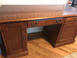 Home Office Desk by Hooker for Sale in Spencerville, MD