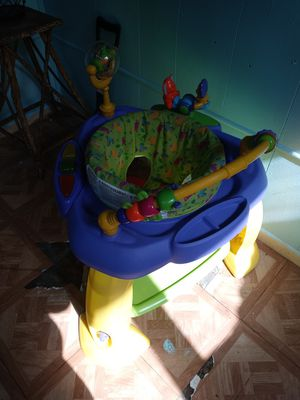 Baby Exersaucer cute for Sale in St. Louis, MO
