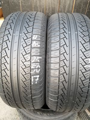 225/50-17 #2 tires for Sale in Alexandria, VA