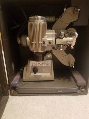 Bell and Howell Projector for Sale in Bloomington, IL