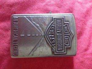 Authentic Harley-Davidson Zippo lighter for Sale in Nahunta, GA