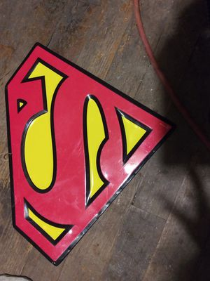 SUPERMAN DECOR.. for Sale in Raytown, MO