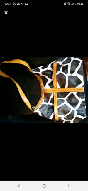Attention leather animal print purse for Sale in Southbridge, MA