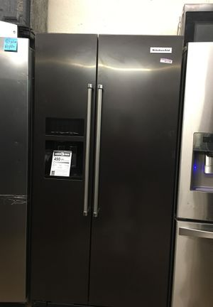 Kitchen Aid Side By Side Fridge for Sale in La Habra, CA
