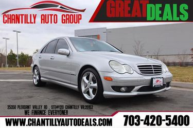 2005 Mercedes-Benz C-Class for Sale in Chantilly,  VA